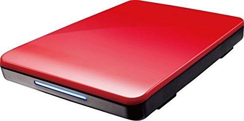 レッド USB3.0 玄人志向 SSD/HDDケース(レッド) 2.5型 USB3.0接続 ACアダプター不要/ネジ止め不要/3_画像3