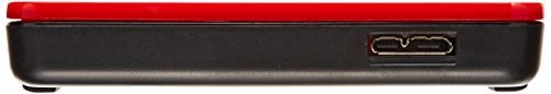 レッド USB3.0 玄人志向 SSD/HDDケース(レッド) 2.5型 USB3.0接続 ACアダプター不要/ネジ止め不要/3_画像2