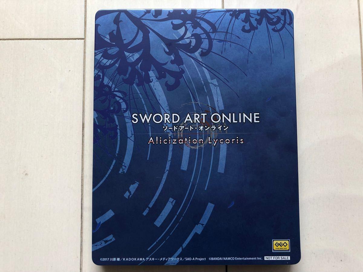 PS4 SWORD ART ONLINE ソードアート・オンライン