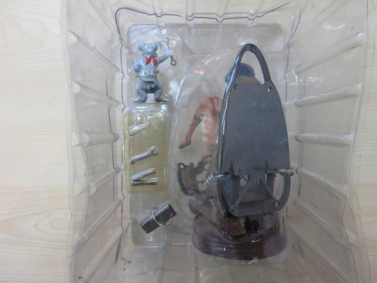 11111 ふしぎの海のナディア DVD-BOX 特典 ナディア フィギュア のみ 非売品