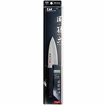 超人気オススメシルバー 貝印 KAI 出刃包丁 関孫六 碧寿 ステンレス 105mm 日本製 AK5071_画像3
