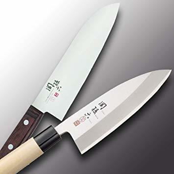 超人気オススメシルバー 貝印 KAI 出刃包丁 関孫六 碧寿 ステンレス 105mm 日本製 AK5071_画像5