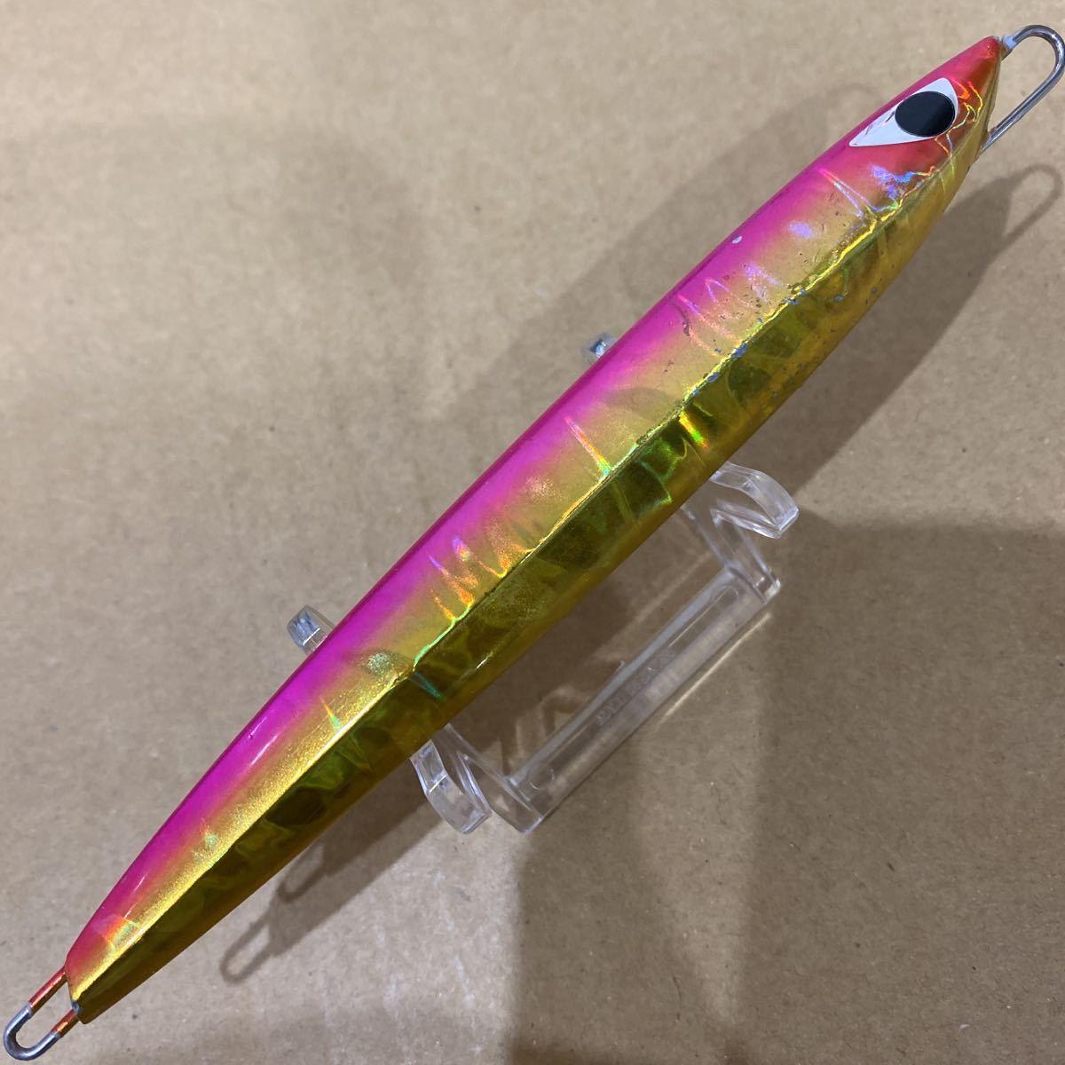S5-166 CB ONE シービーワン ゼロワン ZERO1 セミロング 110g 人気色 メタルジグ ジギング ソルト ルアー 同梱可_画像4