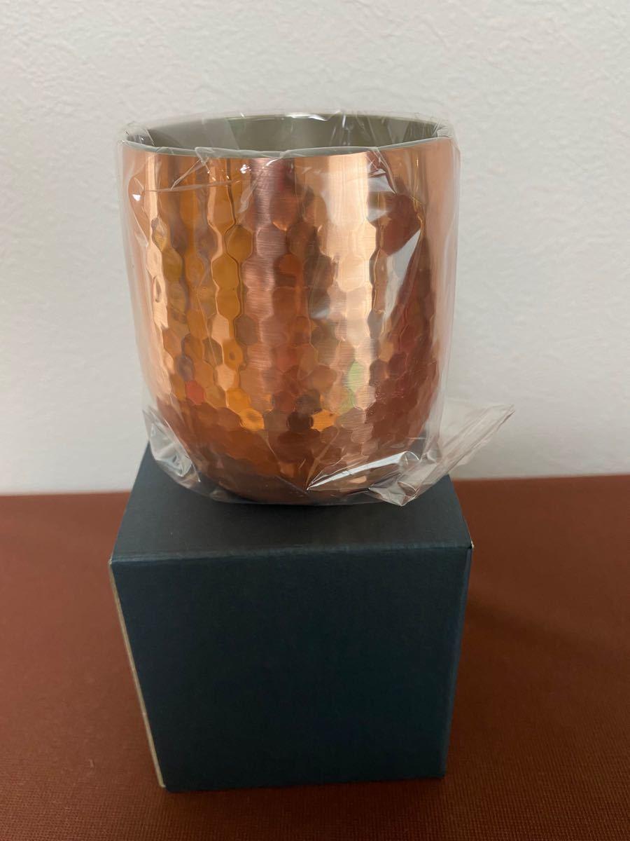 made in tsubame 純銅ロックカップ 340ml タンブラー 新品未使用 日本製