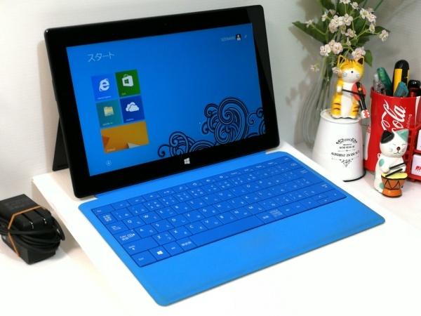 Microsoft Surface RT 64GB タッチパネル対応☆as 即決/Office2013/即日発送☆