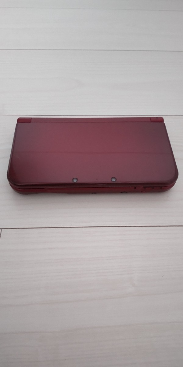 美品Newニンテンドー3DS LL  任天堂 Nintendo 付属品付き