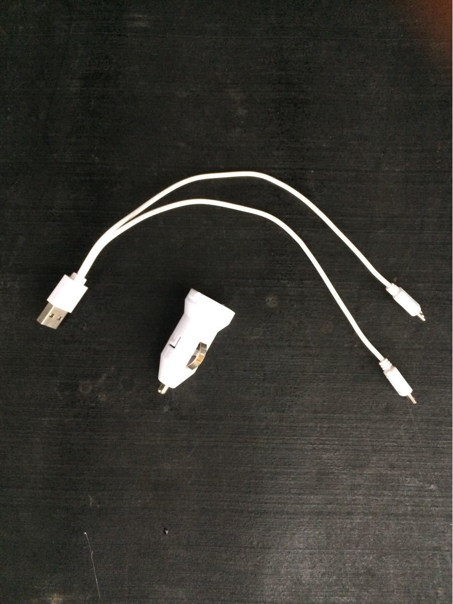 DJI Mavic mini マビック ミニ専用急速充電ケーブルシュガライター用