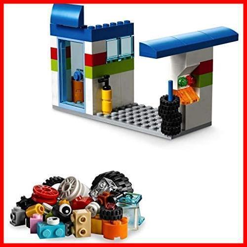 新品レゴ(LEGO) クラシック アイデアパーツ 10715 知育玩具 ブロック おもちゃ 女の子 男の子QY71_画像4