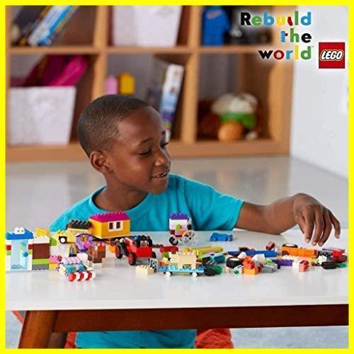 新品レゴ(LEGO) クラシック アイデアパーツ 10715 知育玩具 ブロック おもちゃ 女の子 男の子QY71_画像6