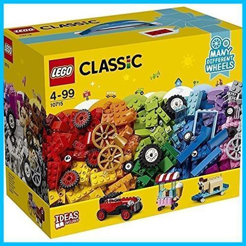 新品レゴ(LEGO) クラシック アイデアパーツ 10715 知育玩具 ブロック おもちゃ 女の子 男の子QY71_画像1