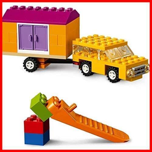 新品レゴ(LEGO) クラシック アイデアパーツ 10715 知育玩具 ブロック おもちゃ 女の子 男の子QY71_画像3
