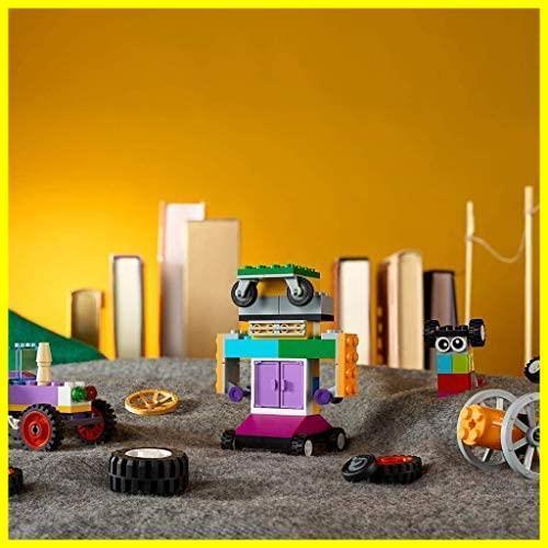 新品レゴ(LEGO) クラシック アイデアパーツ 10715 知育玩具 ブロック おもちゃ 女の子 男の子QY71_画像7