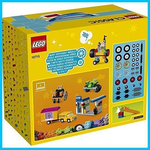 新品レゴ(LEGO) クラシック アイデアパーツ 10715 知育玩具 ブロック おもちゃ 女の子 男の子QY71_画像9
