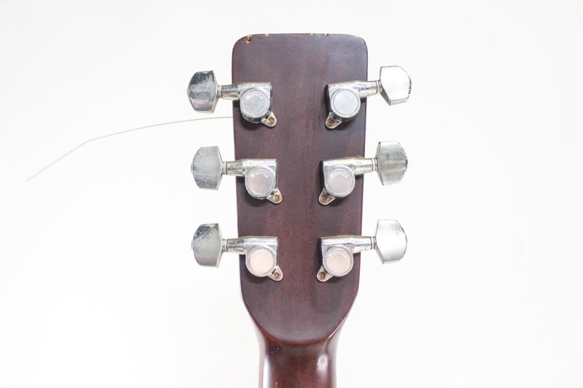 B5692 Morris モーリス MD-511 アコースティックギター A6619434 ケース付き_画像7