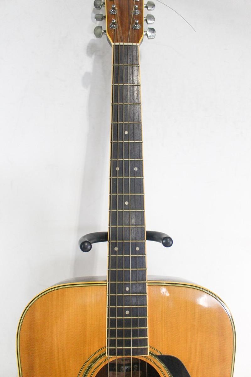 B5692 Morris モーリス MD-511 アコースティックギター A6619434 ケース付き_画像4