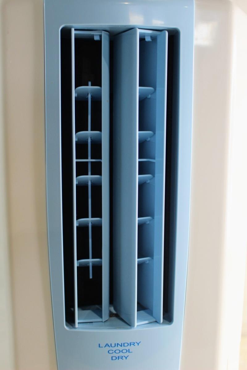 No.6150 コロナ CDM-1018 衣類乾燥除湿機 どこでもクーラー スカイブルー [木造13畳まで /鉄筋25畳まで /コンプレッサー方式] 18年製_画像8
