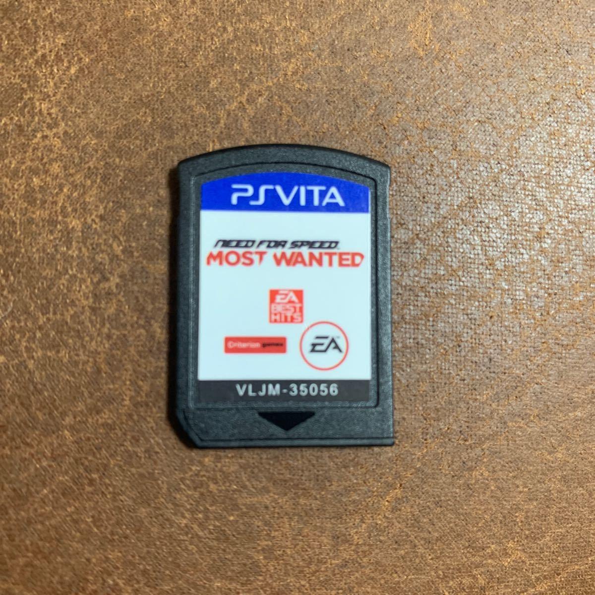 PS Vita ソフト ニードフォースピードモストウォンテッド