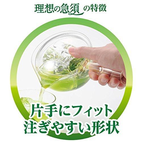 緑茶 80g 抹茶入りさらさら緑茶 80g おーいお茶 (袋タイプ) 伊藤園 (チャック付き袋タイプ)_画像4