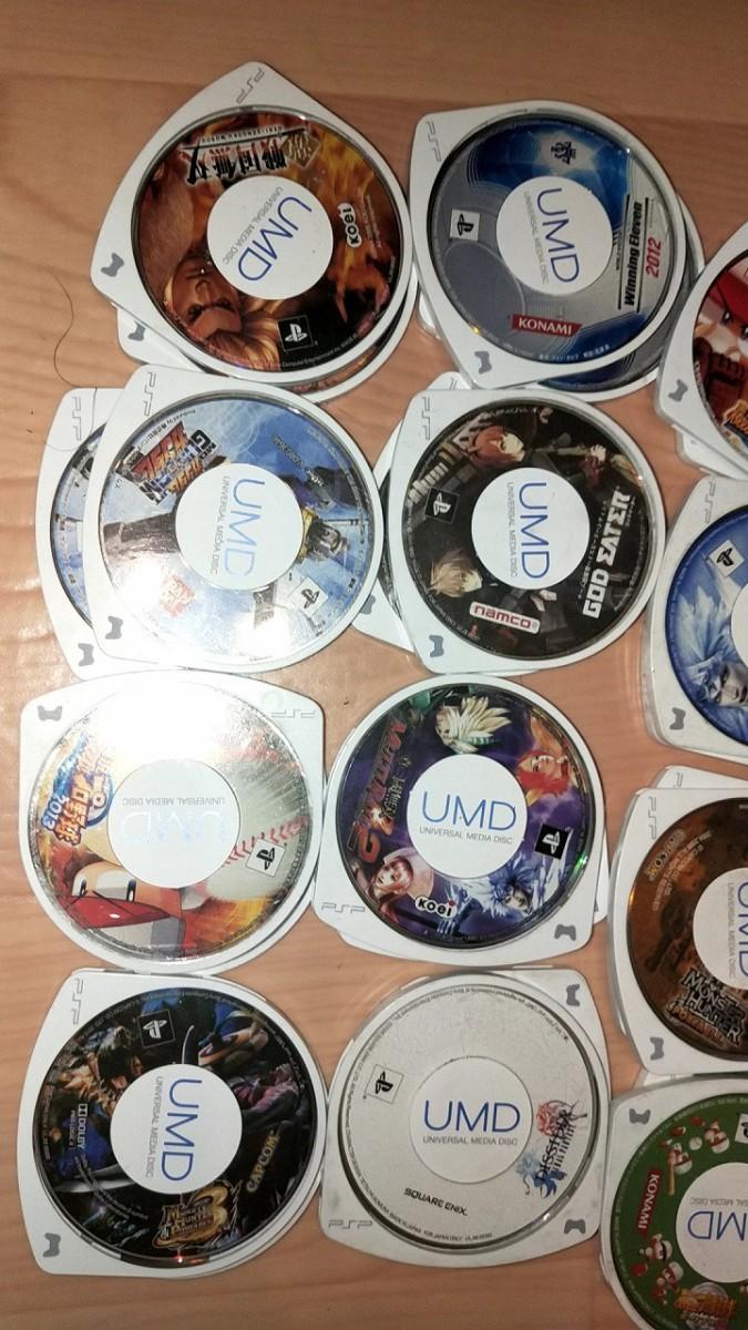 pspソフト まとめ1 PSPソフト