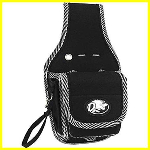 【即日配送】 電工用 作業効率の良い機能設計 工具差し 大工 工具袋 ポーチ腰袋 ベルトポーチ 工具用ウエストバッグ ツールバッグ_画像1
