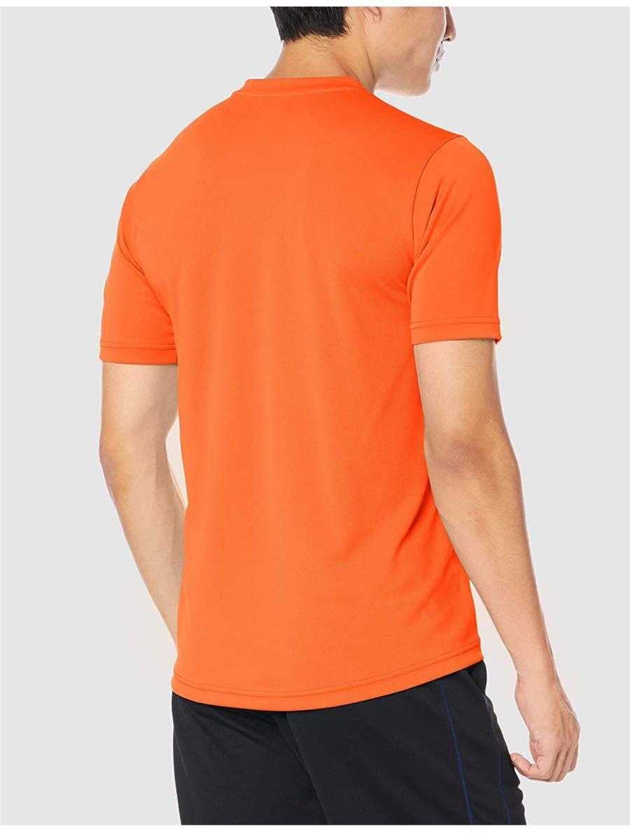 【新品】new balance ニューバランス ★2XL Vネック ショートスリーブ Tシャツ 大きいサイズ★サッカー フットサル ランニング 送料無料