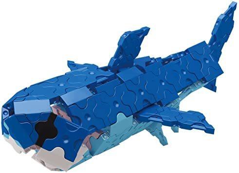 新品ラキュー (LaQ) マリンワールド(MarineWorld) シャーク4C5T_画像7