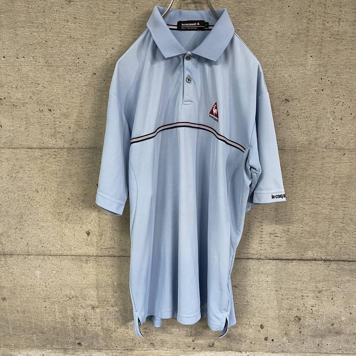 le coq sportif GOLF COLLECTION ポロシャツ サイズS ゴルフ ルコック_画像2