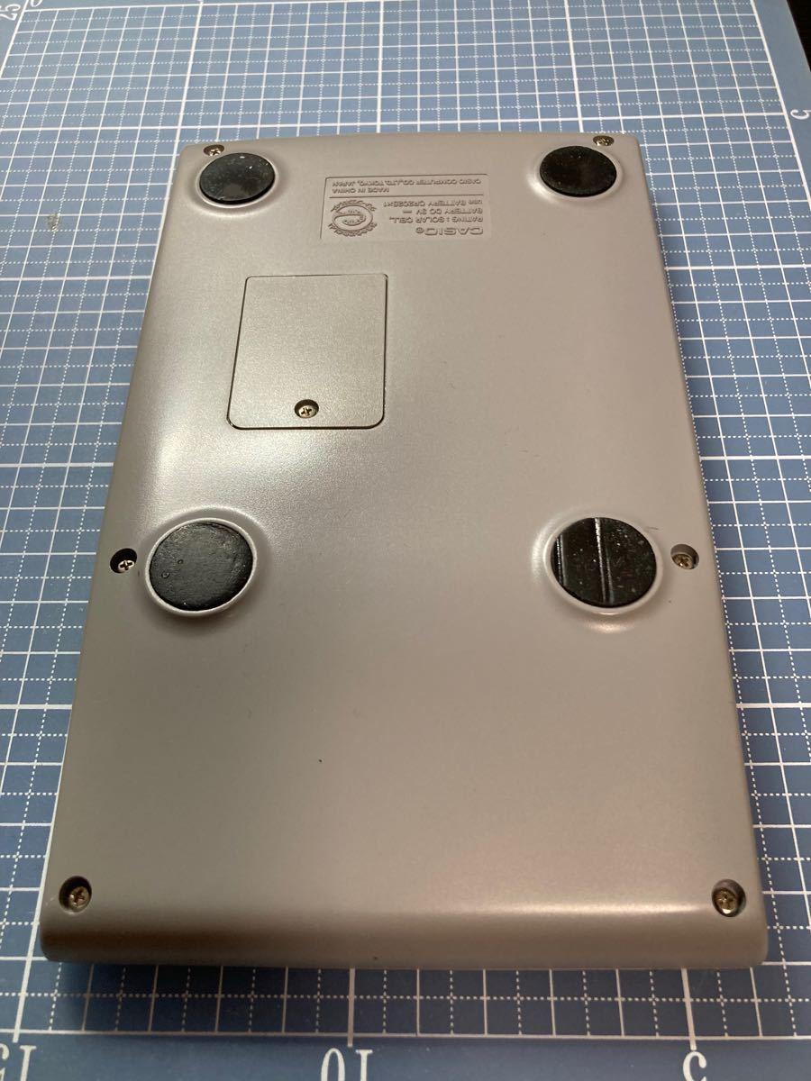 CASIO カシオ電卓 JS-10WT 10桁表示