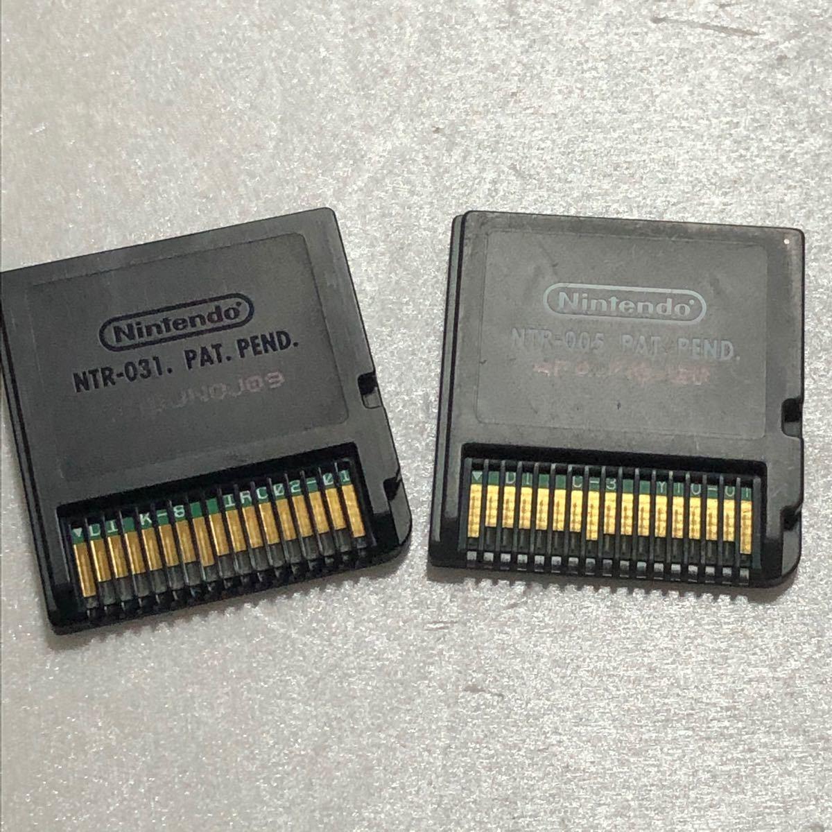 DS ポケットモンスターブラック ポケットモンスターパール  アルミケースも付けます