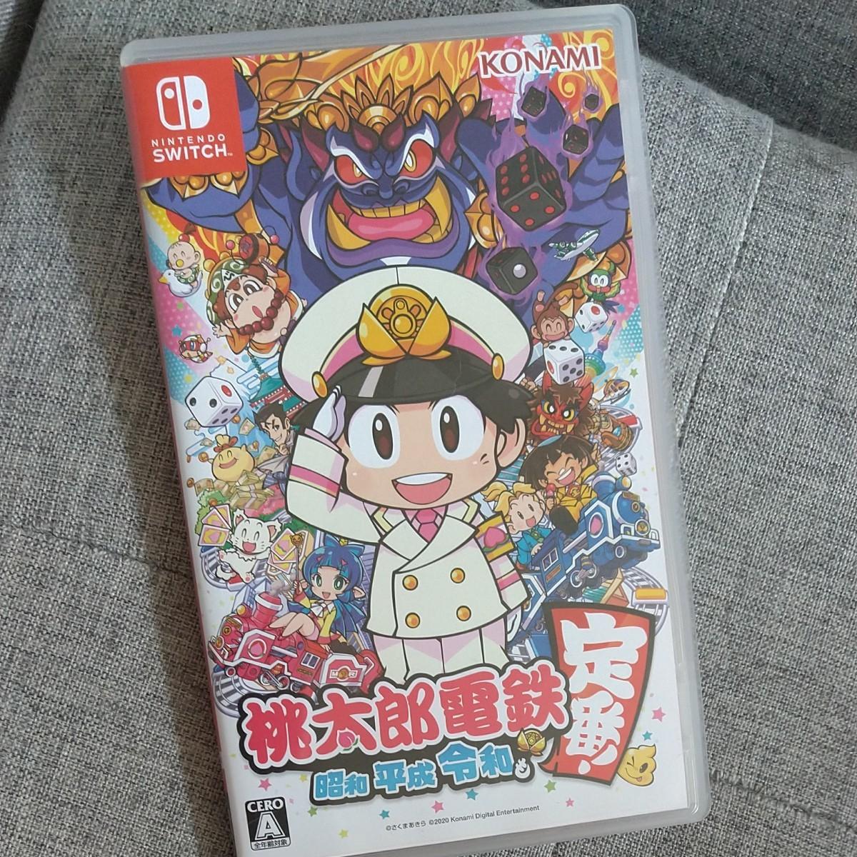 Nintendo Switch ニンテンドースイッチ 任天堂 桃太郎電鉄 ソフト
