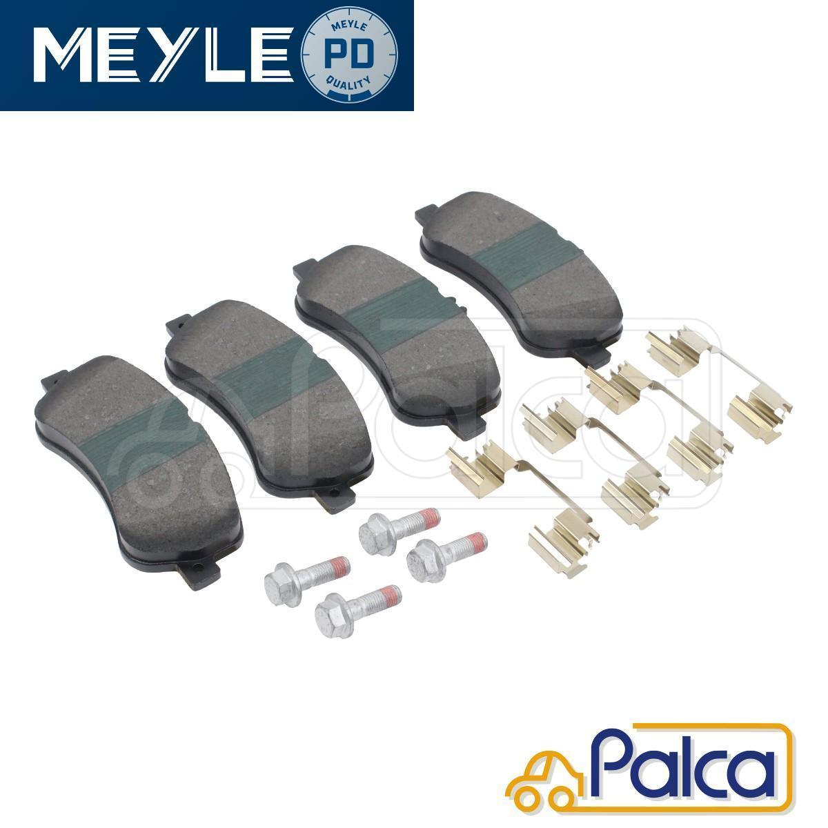 メルセデス ベンツ フロントブレーキパッド 低ダストPD| GLKクラス|X204/GLK300 GLK350 | MEYLE製 | 0074206620_画像1