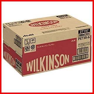 2F 新品 ウィルキンソン タンサン 在庫限り アサヒ飲料 炭酸水 500ml×24本_画像7