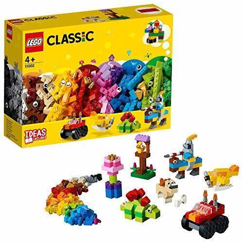 新品レゴ(LEGO) クラシック アイデアパーツ 11002 知育玩具 ブロック おもちゃ 女の子 男の子NFVO_画像1