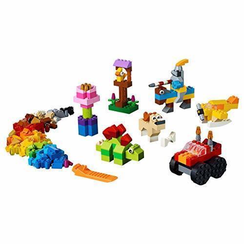 新品レゴ(LEGO) クラシック アイデアパーツ 11002 知育玩具 ブロック おもちゃ 女の子 男の子NFVO_画像3