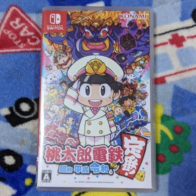 【Switch】 桃太郎電鉄 ~昭和 平成 令和も定番!~ 中古