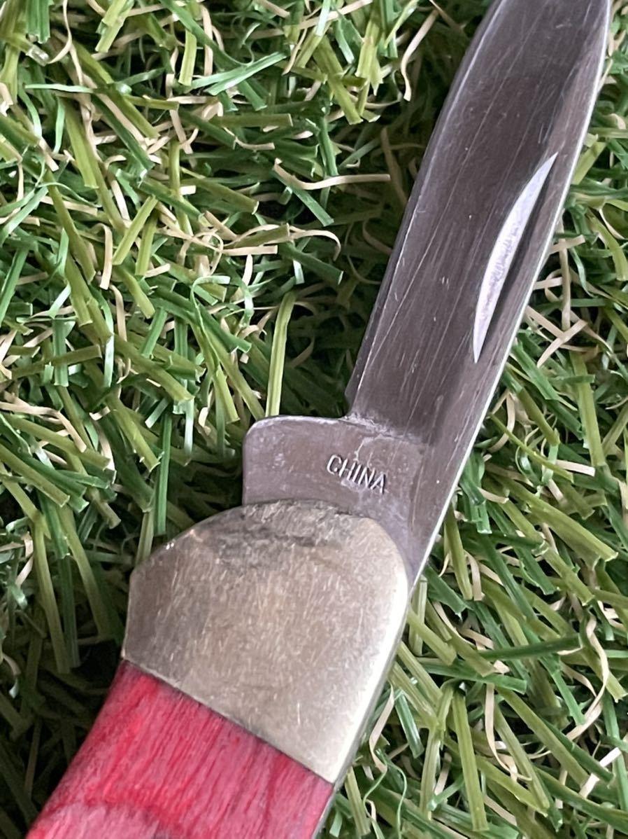 BUCK Folding Knife #901 2枚刃 バック フォールディングナイフ