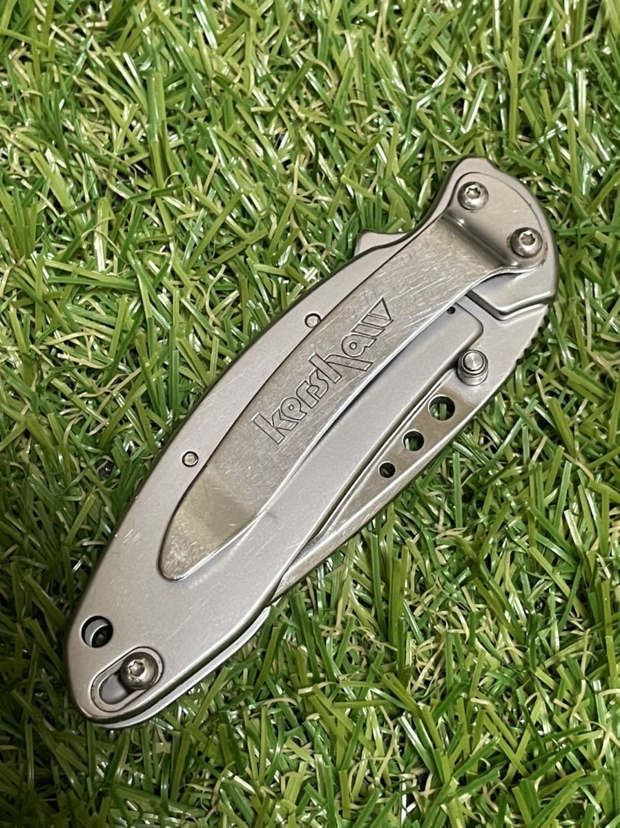 Kershaw #007 Folding Knife カーショウ 折りたたみナイフ フォールディングナイフ