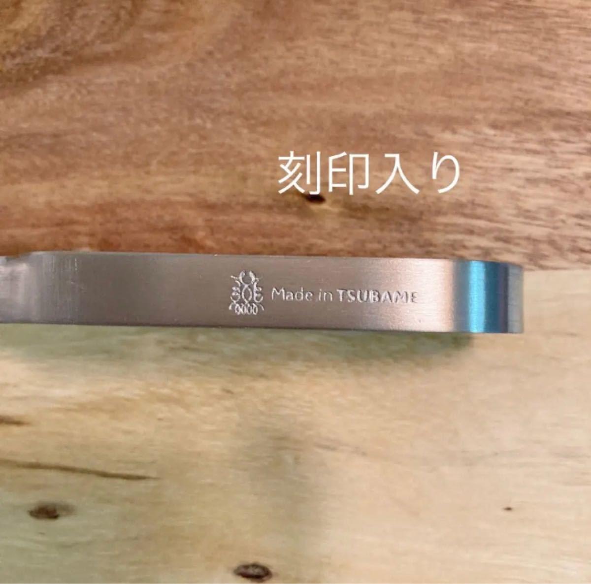 MADE in TSUBAMEステンレスピーラー 新品 日本製 新潟県燕市燕三条 刻印入り 調理器具