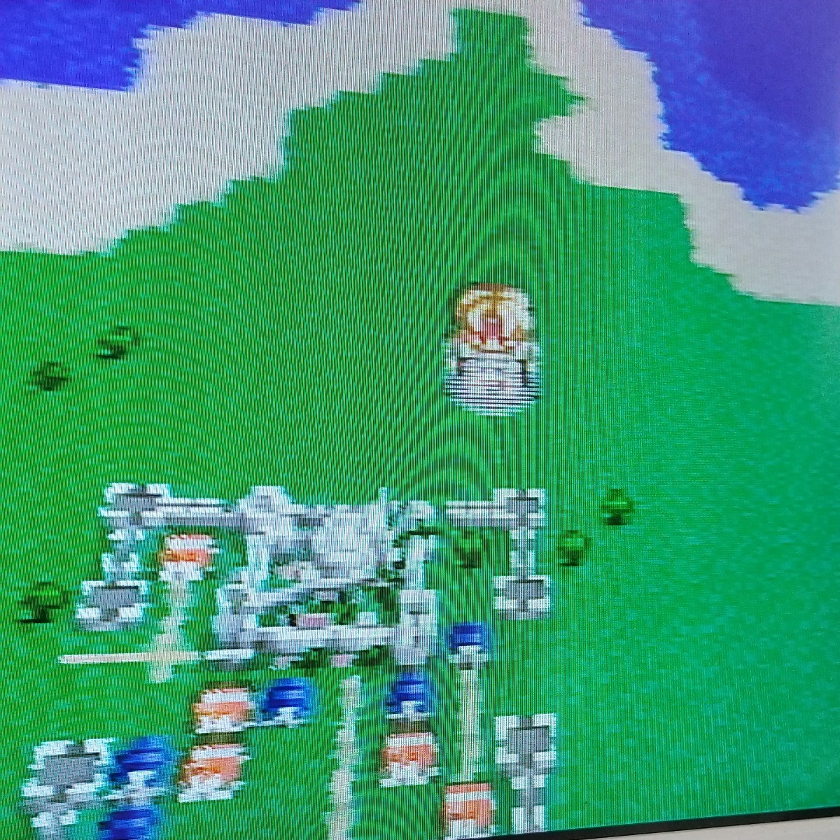 テイルズオブファンタジア スーパーファミコンソフト