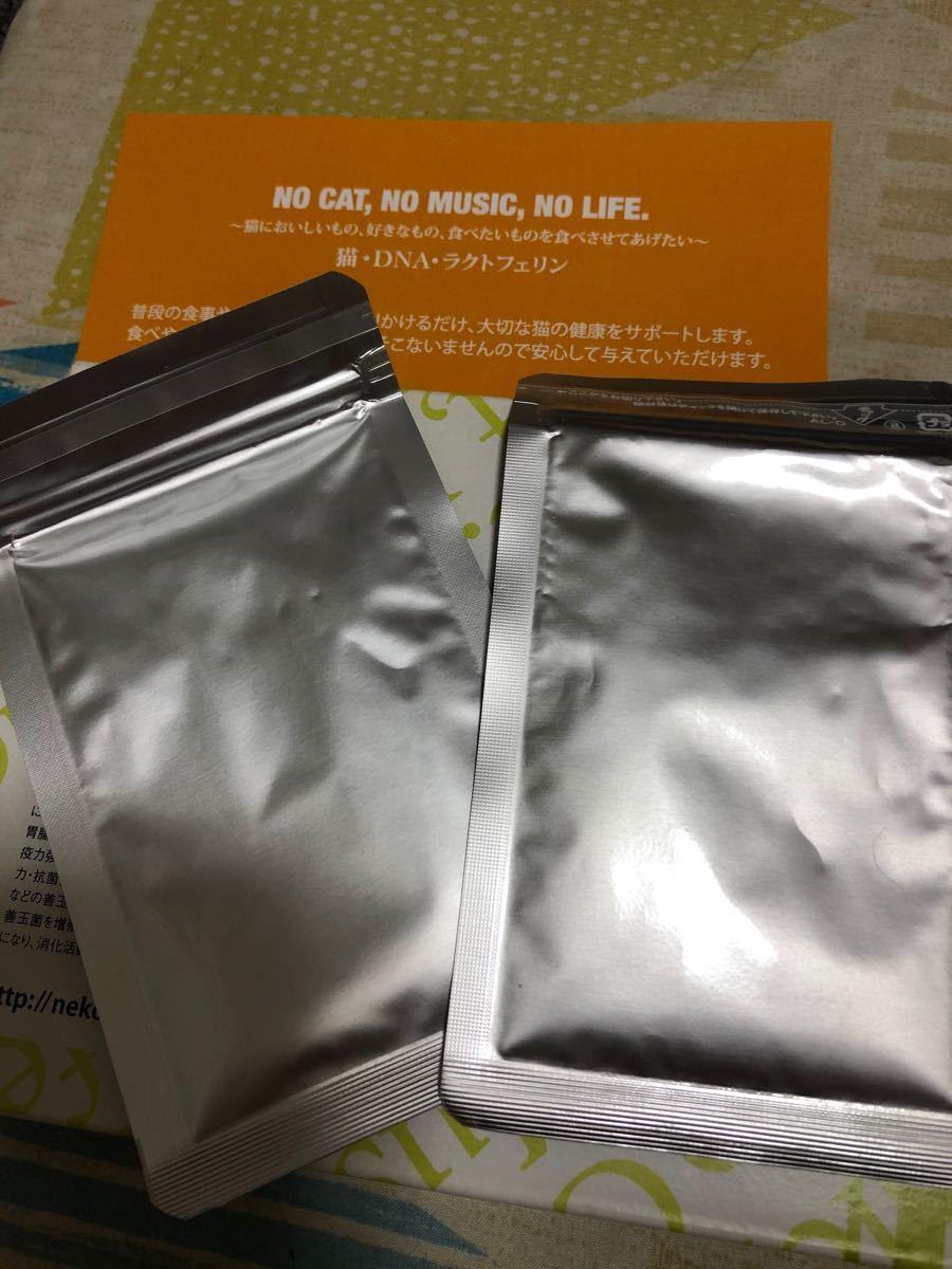 猫用サプリメント、ラクトフェリン