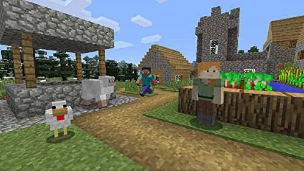 【新品】Nintendo Switch マインクラフト Minecraft