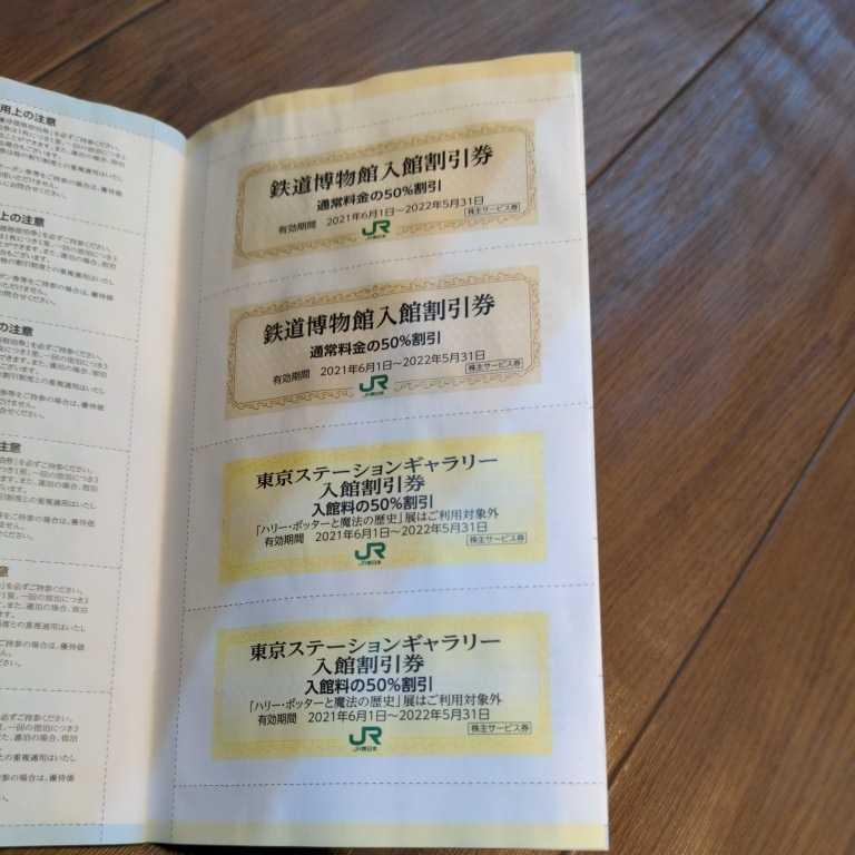 JR東日本 東日本旅客鉄道 株主サービス券_画像6