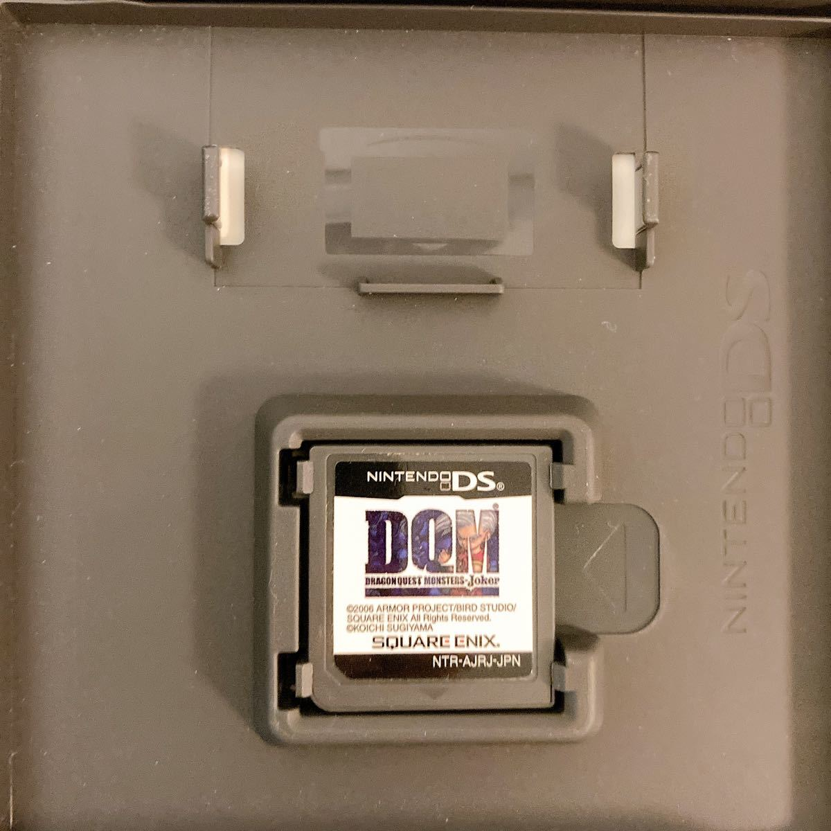 ドラゴンクエストモンスターズ ジョーカー DS 箱 説明書あり
