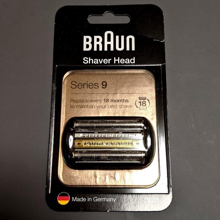 BRAUN Series9 ブラウン シリーズ9 シェーバー替刃 92B 新品未開封品
