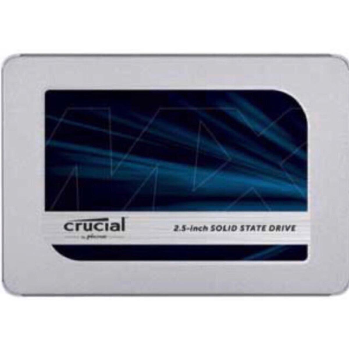 Crucial SSD 500GB