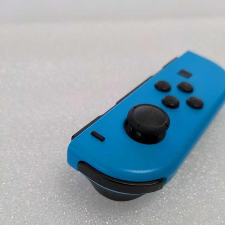 ★動作確認済み★Nintendo Switch ジョイコン ネオンブルーL左 ニンテンドースイッチ Joy-ConJoy-Con (L) AN6