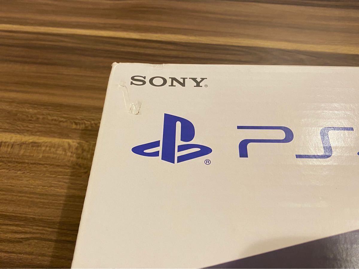 外付けSSD付き!PlayStation4 500GB ジェットブラック プレイステーション4 PS4本体