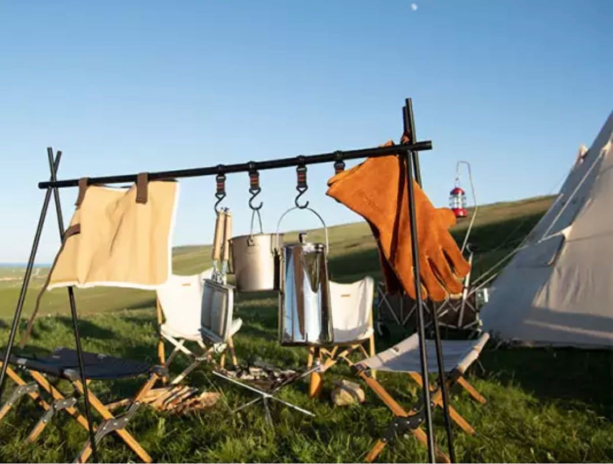 Naturehike ネイチャーハイク 手袋 グローブ 牛革 アウトドア キャンプ 焚火 バーベキュー BBQ キャンプ 耐熱