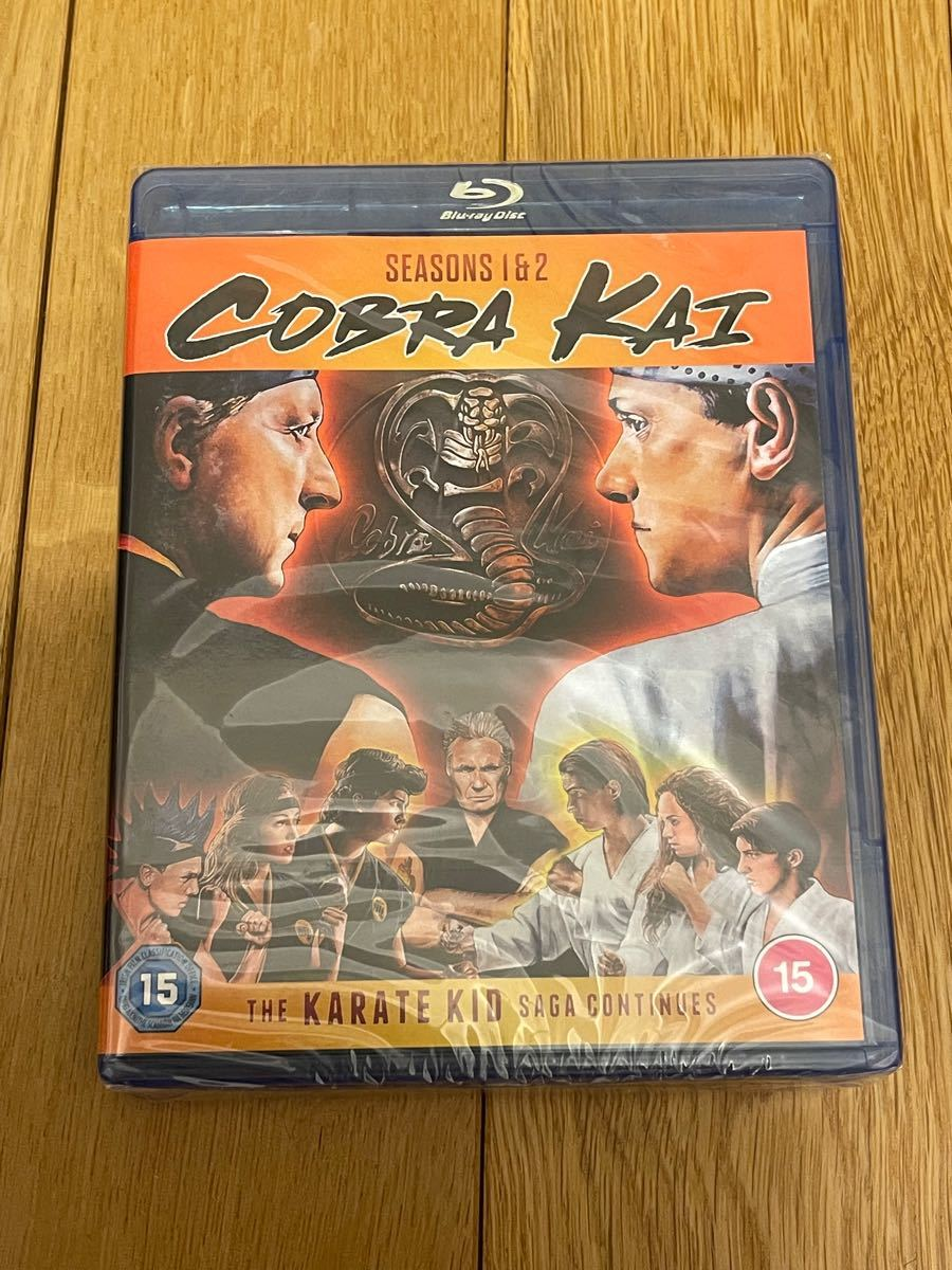 ブルーレイ コブラ会 Cobra-kai Blu-ray