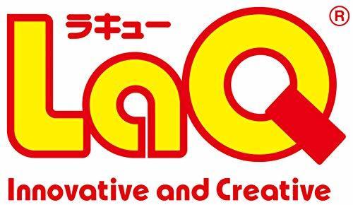 ヨシリツ(YOSHIRITSU) ラキュー (LaQ) フリースタイル(FreeStyle) 100グレー & ラキュー_画像3